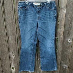 Mossimo Denim Boot Cut Jeans Size 18W Plus